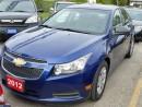 Used 2012 Chevrolet Cruze LS+ w/1SB for sale in Brampton, ON