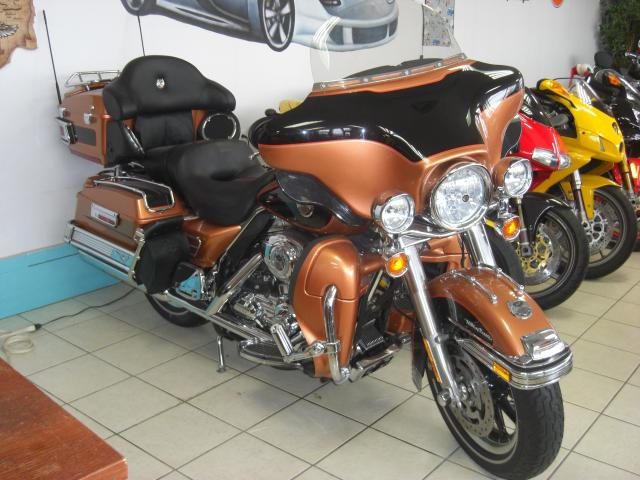 2008 Harley-Davidson Electra Glide Ultra Classic 105 Year Anniversary