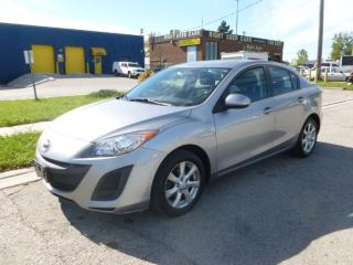 Used 2011 Mazda MAZDA3 GS for sale in North York, ON