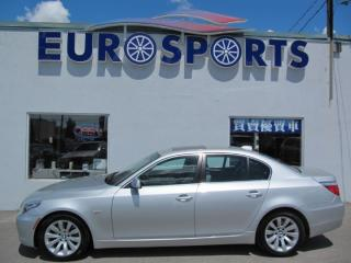 Used 2008 BMW 528i/A Premium for sale in Newmarket, ON