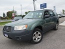 Used 2006 Subaru Forester 2.5X for sale in Stratford, ON