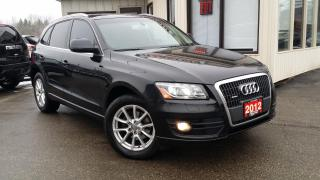 Used 2012 Audi Q5 2.0 quattro Premium for sale in Kitchener, ON