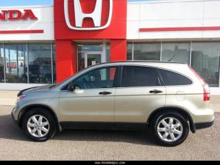 Used 2007 Honda CR-V EX for sale in Brooks, AB