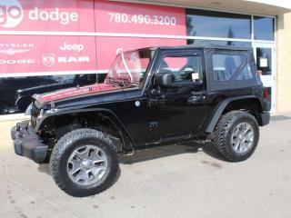 Used 2013 Jeep Wrangler SPORT for sale in Edmonton, AB