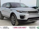Used 2016 Land Rover Evoque HSE - CPO 6yr/160000kms manufacturer warranty included until June 29, 2022! CPO rates from 2.9%! LOCALLY OWNED AND SERVICED | ONE OWNER | NO ACCIDENTS | EXECUTIVE DEMO | NAVIAGTION | BACK UP CAMERA | PARKING SENSORS | LANE DEPARTURE WARNING | XENON HEADLA for sale in Edmonton, AB