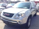 Used 2008 GMC Acadia SLT1 for sale in Aylmer, ON