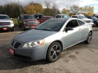 Used 2007 Pontiac G6 GTP for sale in Aylmer, ON