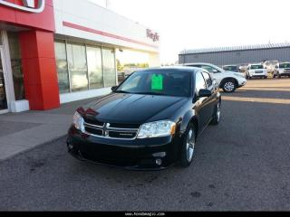 Used 2011 Dodge Avenger SXT for sale in Brooks, AB