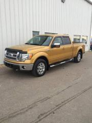 Used 2009 Ford F-150 Lariat SuperCrew 4x4 LWB for sale in Drayton Valley, AB