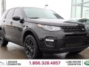 Used 2016 Land Rover Discovery Sport HSE Black Pack - CPO 6yr/160000kms manufacturer warranty included until March 28, 2022! CPO rates starting at 2.9%! Local One Owner Trade In | No Accidents | Touch Screen | Back Up Camera | 3rd Row Seat/Seats 7 | Xenon Headlamps | Power Liftgate | P for sale in Edmonton, AB