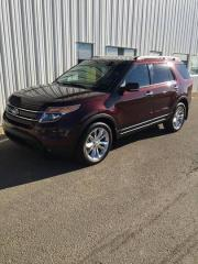 Used 2012 Ford Explorer Limited 4x4 for sale in Drayton Valley, AB
