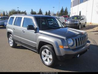 Used 2014 Jeep Patriot North Edition 4WD for sale in Lacombe, AB
