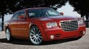 Used 2008 Chrysler 300 FWD 5.7L Leather Moonroof for sale in Vegreville, AB