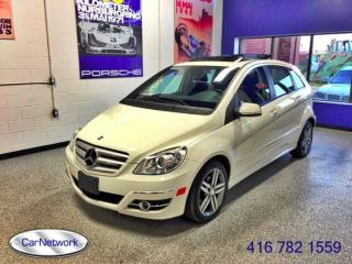 Used 2011 Mercedes-Benz B200 Turbo for sale in Woodbridge, ON