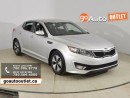 Used 2011 Kia Optima Hybrid LX for sale in Edmonton, AB