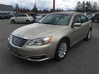 Used 2014 Chrysler 200 Touring for sale in Coquitlam, BC