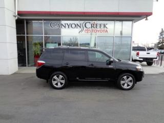 Used 2008 Toyota Highlander Sport for sale in Calgary, AB