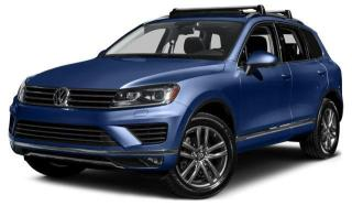 New 2016 Volkswagen Touareg for sale in Surrey, BC
