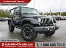 New 2016 Jeep Wrangler Rubicon NOW $47,186.00! for sale in Abbotsford, BC