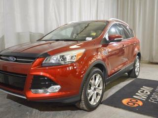 Used 2016 Ford Escape Titanium for sale in Red Deer, AB