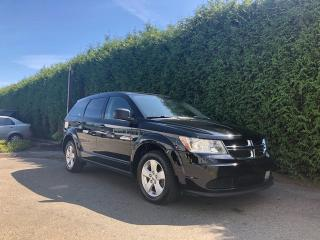 Used 2015 Dodge Journey SE + 7 PASSENGER SEATING + NO EXTRA DEALER FEES for sale in Surrey, BC