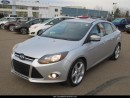 Used 2012 Ford Focus Titanium Sedan for sale in Lacombe, AB