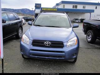 Used 2007 Toyota RAV4 BASE for sale in Whitehorse, YT