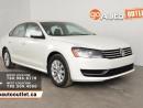 Used 2013 Volkswagen Passat 2.5 Trendline for sale in Edmonton, AB