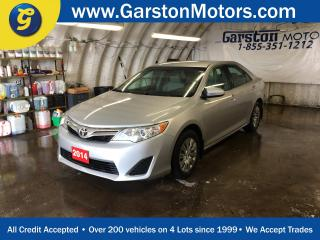 Used 2014 Toyota Camry LE*BLUETOOTH PHONE/AUDIO*BACK UP CAMERA* for sale in Cambridge, ON