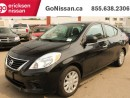 Used 2014 Nissan Versa 1.6 SV 4dr Sedan for sale in Edmonton, AB