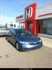 Used 2010 Honda Civic DX for sale in Brooks, AB