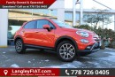 New 2016 Fiat 500X Trekking Plus WITH DUAL CLIMATE CONTROL, HEATED LEATHER SEATS for sale in Surrey, BC