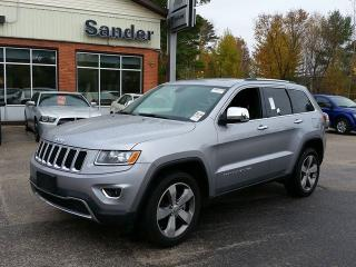Used 2015 Jeep Grand Cherokee Limited for sale in Gravenhurst, ON