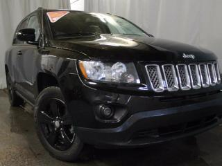 Used 2016 Jeep Compass Sport 4x4 / Rear Back Up Camera / Heated Front Seats for sale in Edmonton, AB