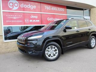 Used 2016 Jeep Cherokee North 4x4 / Sunroof / Back Up Camera / Heated Front Seats for sale in Edmonton, AB