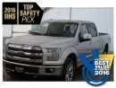 New 2016 Ford F-150 SUPERCREW 4X4 Lariat Chrome 6.5 ' box for sale in Meadow Lake, SK