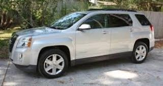 Used 2010 GMC Terrain SLE for sale in Vegreville, AB