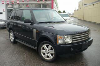 Used 2003 Land Rover Range Rover HSE ,NAVI, ROOF, LEATHER for sale in Toronto, ON