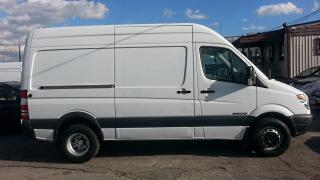 Used 2008 Dodge Sprinter 3500,High Roof,DIESEL,3.0 V6 for sale in North York, ON