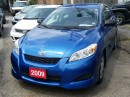 Used 2009 Toyota Matrix for sale in Brampton, ON