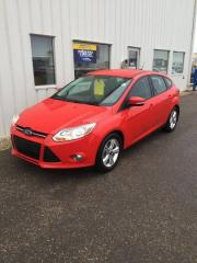 Used 2013 Ford Focus SE Hatchback for sale in Drayton Valley, AB