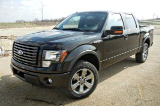 Used 2012 Ford F-150 Super Crew FX4 4x4 5.0L V8 for sale in Vegreville, AB