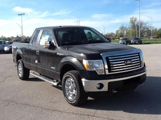 Used 2013 Ford F-150 XLT XTR Super Cab 4X4 5.0L for sale in Vegreville, AB