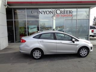 Used 2013 Ford Fiesta S for sale in Calgary, AB