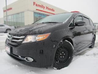 Used 2016 Honda Odyssey 4dr Wgn Touring | GREAT VALUE!! | for sale in Brampton, ON