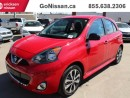 Used 2015 Nissan Micra SR,ALLOY WHEELS, POWER WINDOWS,AWESOME MILEAGE! for sale in Edmonton, AB