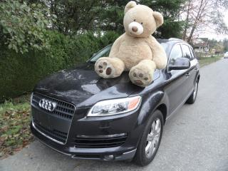 Used 2007 Audi Q7 + $ 150  DOC FEE for sale in Surrey, BC