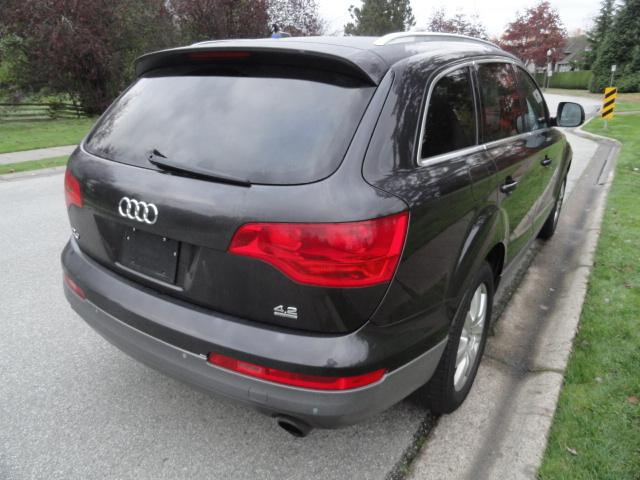 used 2007 audi q7 150 doc fee for sale in surrey british columbia. Black Bedroom Furniture Sets. Home Design Ideas