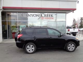 Used 2011 Toyota RAV4 4DR I4 4WD for sale in Calgary, AB