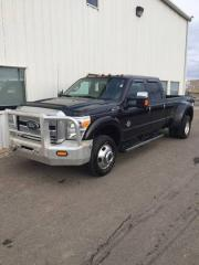 Used 2014 Ford F-350 DRW PLATINUM for sale in Drayton Valley, AB